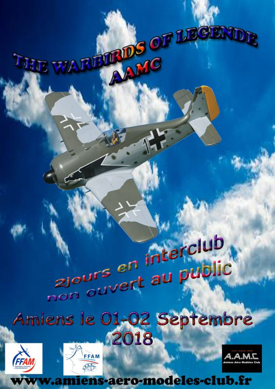 RENCONTRE WARBIRDS
