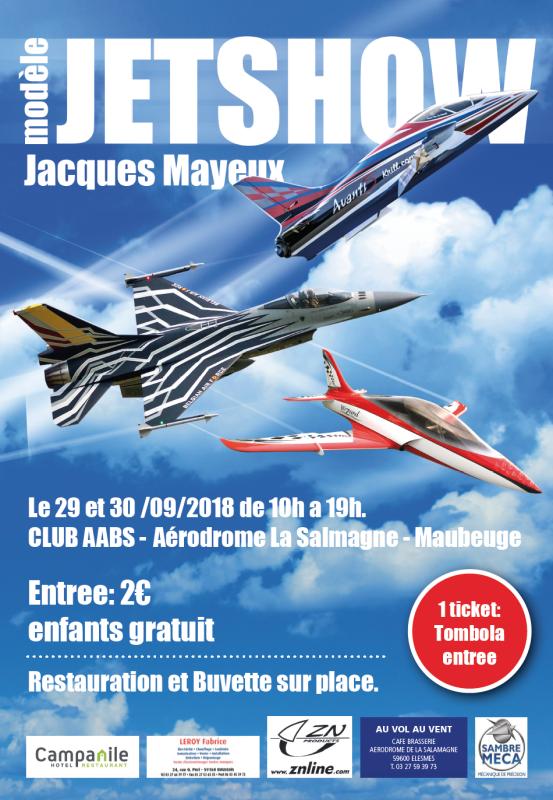 Jet Show Jacques Mayeux